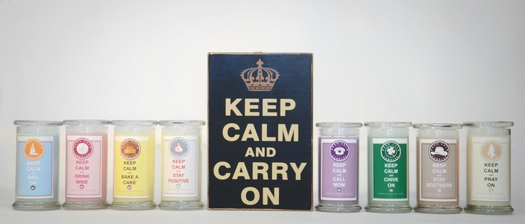 Keep Calm Candes Carry On And Line Up