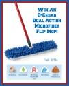 o-Cedar Mop Giveaway Button